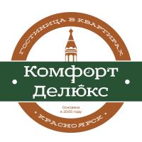 Логотип идругие штуки для «Комфорт Делюкс»