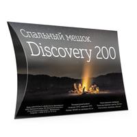 Упаковка спального мешка Discovery 200