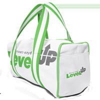 Логотип фитнес-клуба LevelUp