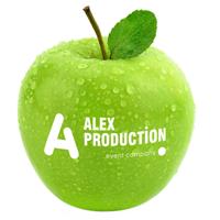 Промо-сайт компании AlexProduction