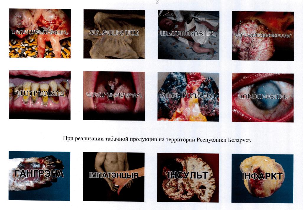 Ассортимент типов рака