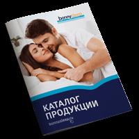 Буклет и каталог о матрасах BonnySleep