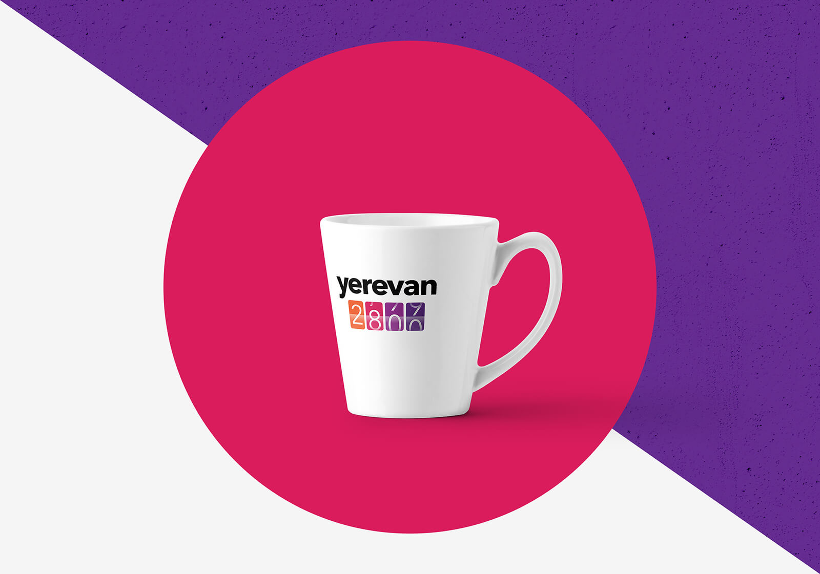 Логотип 2800-летия Еревана