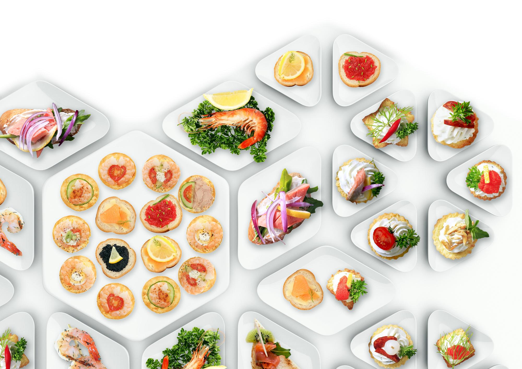 Сайт компании DARM Catering Company