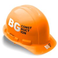 Логотип строительной компании и сайт bgcdom.ru