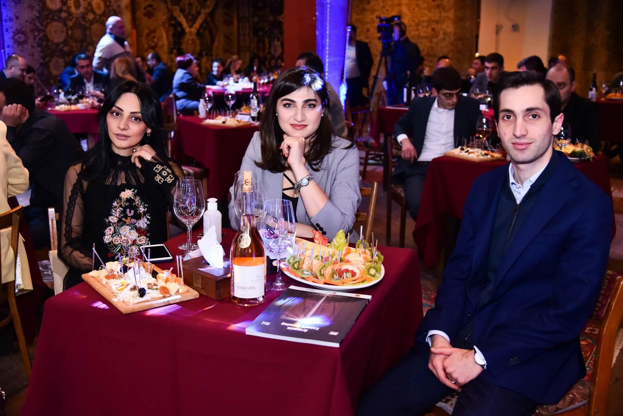Фирстиль церемонии The Best Armenian Brand — 2020