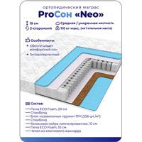 Наклейки на образцы матрасов ProСон