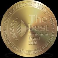 Фирстиль церемонии The Best Armenian Brand–2020