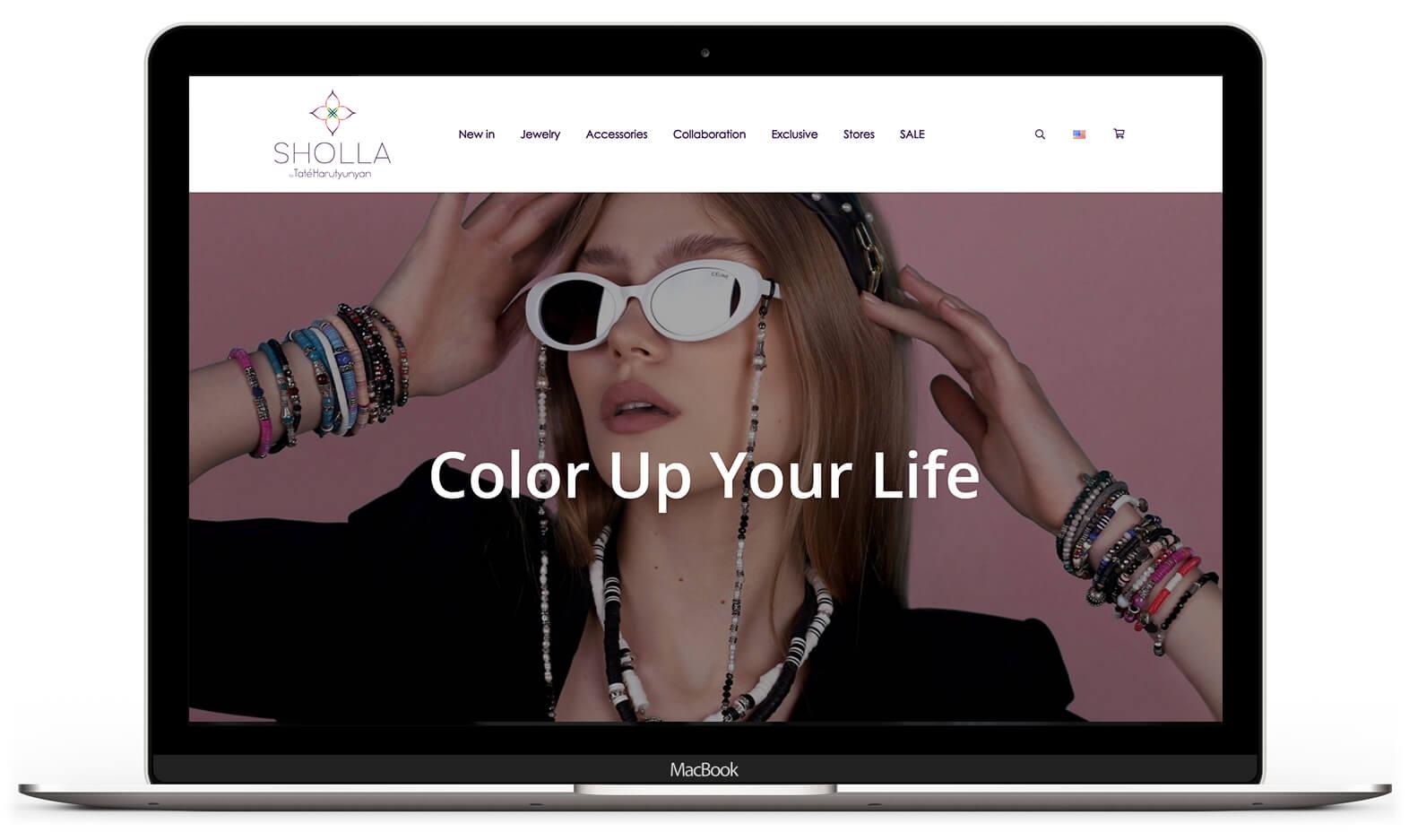Онлайн-магазин эксклюзивной бижутерии